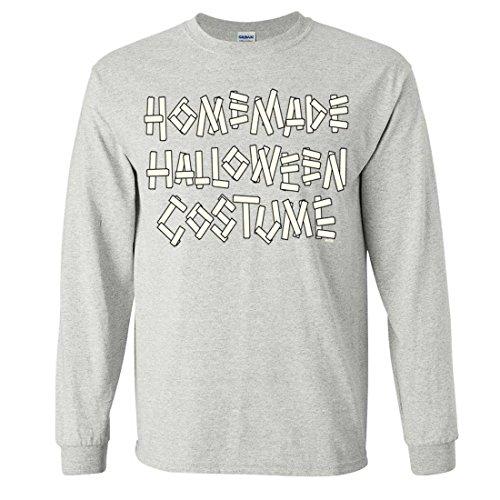 Homemade Halloween Costume Long Sleeve Shirt - Ash (Ash Costume Homemade)