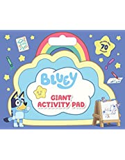 Bluey: Giant Activity Pad: Includes over 70 Stickers