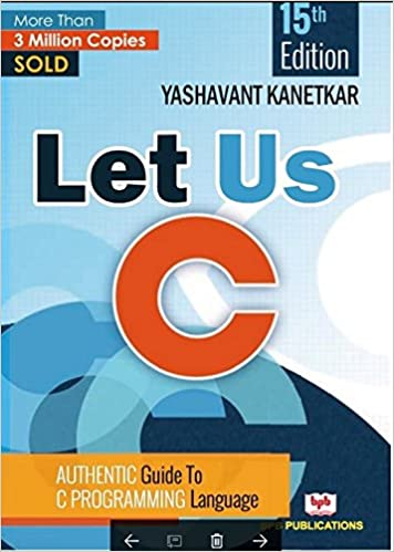 Pointer In C Book By Yashwant Kanetkar