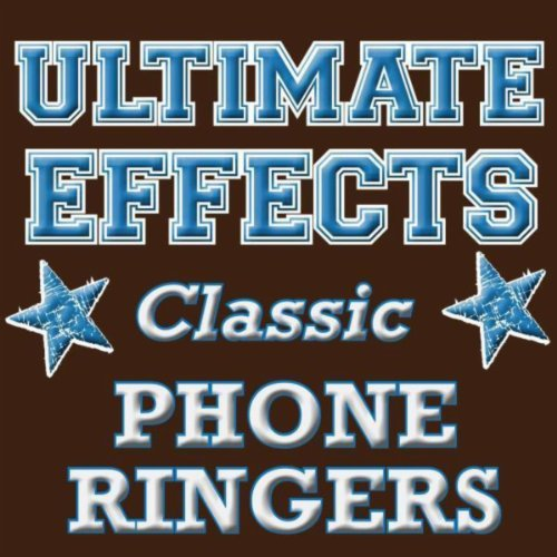 Sound Effects: Phone Tones and Ringers
