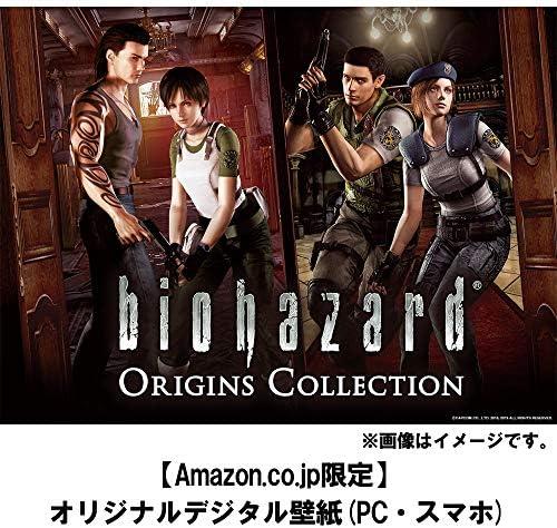 バイオハザード オリジンズコレクション -Switch 【Amazon.co.jp限定】オリジナルデジタル壁紙(PC・スマホ)  配信