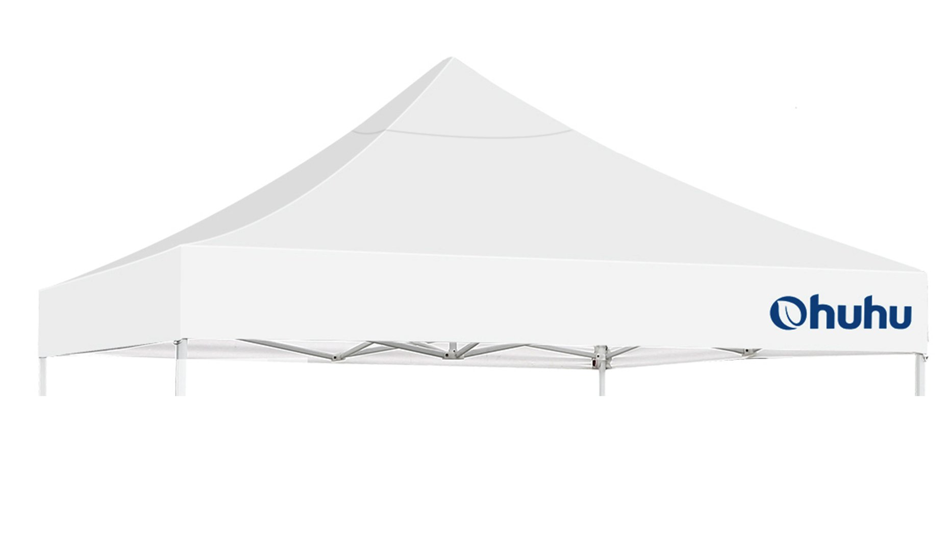 Ohuhu Gazebo Canopy Top Cover Replacement For Ohuhu Pop up 10 X 10 Feet Straight Leg Canopy Tent Only by Ohuhu