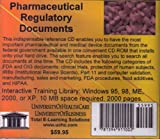 Pharmaceutical Regulatory Documents, Farb, Daniel, 1594911002