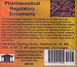 Pharmaceutical Regulatory Documents, Farb, Daniel, 1594911002