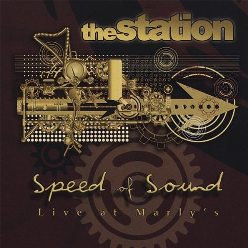 Speed of Sound: Live at - Station Marley Stores