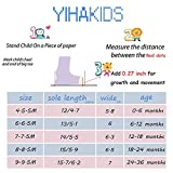 YIHAKIDS Soft Sole Baby Shoes Toddler Leather