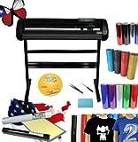 24'' Vinyl Cutter T-shirt Transfer Wall Sticker Start-up Kit