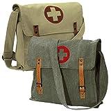 Rothco Vintage Canvas Medic Bag w/Cross