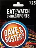 Dave & Busters Gift Card $25