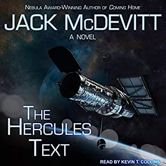 The Hercules Text by Jack McDevitt science fiction book reviews