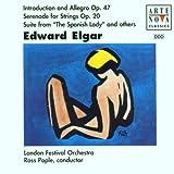 Elgar: Introduction & Allegro, Op. 47/Serenade for