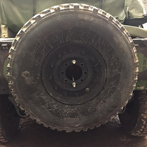 USED ORIGINAL HUMVEE (TM) USED USED MOUNTED SPARE TIRE M998 Rim Included by Federal Military Parts (Image #2)