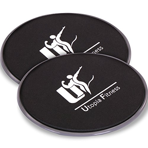 Exercise Sliding Disc (Pack of 2) - Double Si...