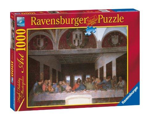 Ravensburger Last Supper Leonardo Da Vinci Jigsaw Puzzle ( 1000-Piece )