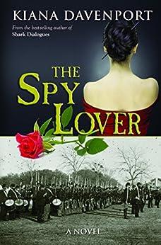 The Spy Lover by [Davenport, Kiana]