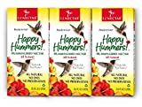 EZNectar - The Only Ready-to-Use Hummingbird Nectar''Exactly Like Flower Nectar.'' Patented, Preservative & Dye Free, Hummingbird Food - Nectar (3 Piece) 101.4 FL OZ TOTAL