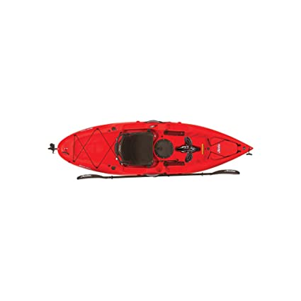 Amazon com : Hobie 2019 Mirage Sport Pedal Kayak (Hibiscus