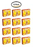 PACK OF 12 - Doritios Munchies Nacho Cheese Sandwich Crackers 8-1.38 oz. Packs