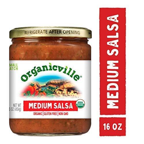 Organicville Medium Salsa (1)