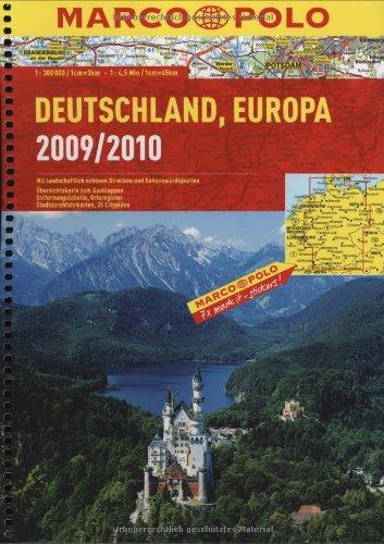 Deutschland  Europa 2009 2010  1 300000