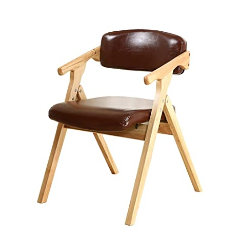 Chair QL sillones Plegables Silla Plegable Silla de Comedor ...