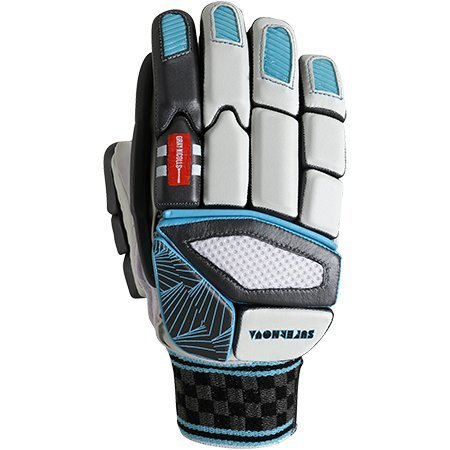 Gray Nicolls Supernova Test Cricket Gloves (2016) - Mens Right Handed by Grays by Grays