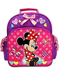 Small Backpack - Disney - Minnie Mouse - Lucky Bag