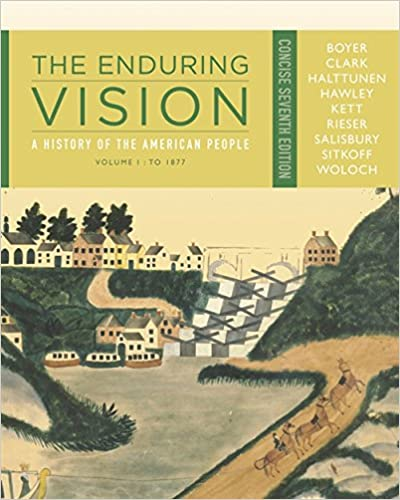 The Enduring Vision 7th Edition Pdf