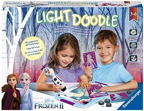 Ravensburger 18086 - Frozen 2: Light Doodle