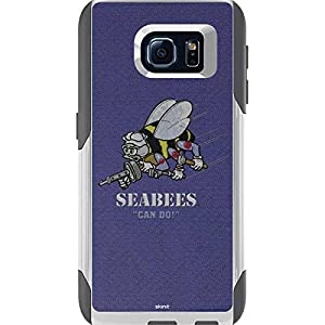 US Navy OtterBox Commuter Galaxy S6 Skin - Seabees Can Do by Skinit