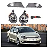 Racing Grille Fit for VW Polo Vento Sedan Saloon