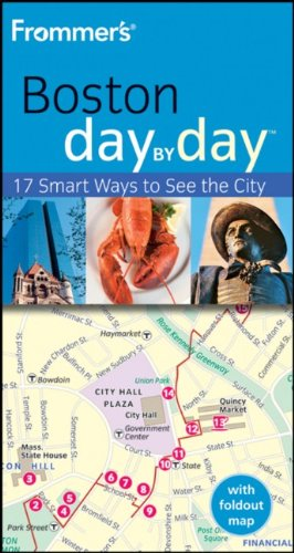 Frommer's Boston Day by Day (Frommer's Day by Day - - Newbury Shopping