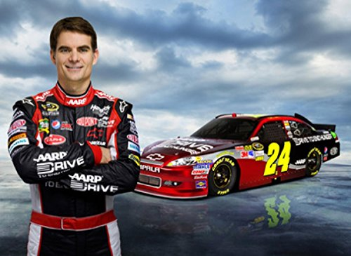Jeff Gordon Wall - 7