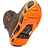#9: STABILicers Walk Traction Ice Cleat and Tread for Snow & Ice, 1 pair