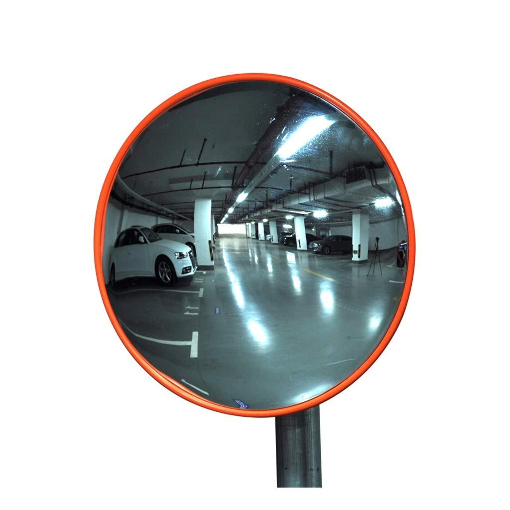 カーブミラー, 80センチガレージ反射交通安全凸面鏡屋内スーパーマーケット工場広角レンズ 0517A (サイズ さいず : 80センチメートル) 80センチメートル  B07RZ4KLKV