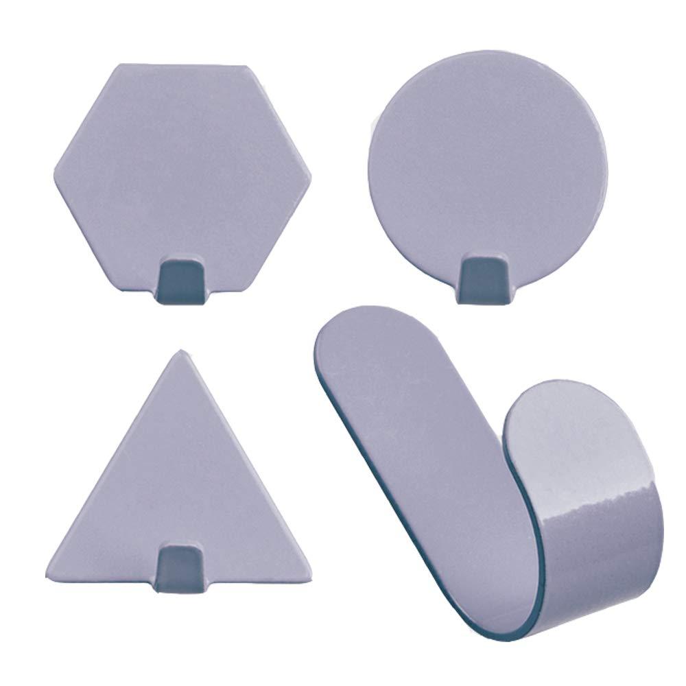 negro Moderno cuelga llaves con repisa doble nivel mDesign Organizador de cartas con colgador de llaves Estante de pared para ordenar llaves con 5 ganchos