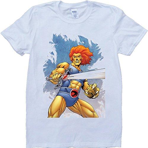 Unique Thundercats Lion O Art T-shirt. S to XL