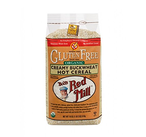 System 510 (Bob's Red Mill Organic Creamy Buckwheat Hot Cereal, 510g/17.99oz {Imported from Canada})