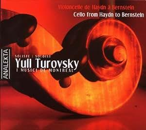 Yuli Turovsky, Violoncell