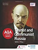 img - for AQA A-Level History: Tsarist and Communist Russia 1855-1964 book / textbook / text book