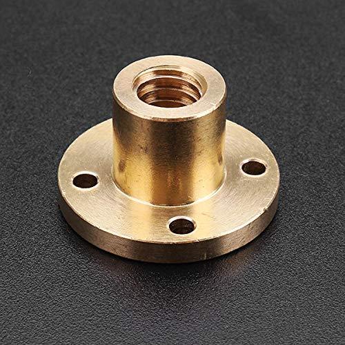 T10 Lead Screw Nut 10mm Nut for - Linear Motion Lead Screw - 1 x T10 Lead Screw Nut