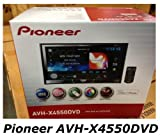 New Pioneer AVH-X4550 DVD Multimedia AV Receiver with 7 VGA Touch Display, MIXTRAX, and USB Direct Control for iPod / iPhone