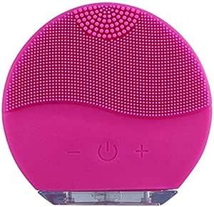 جهاز تدليك مائي من السيليكون مع فرشاة لتنظيف الوجه