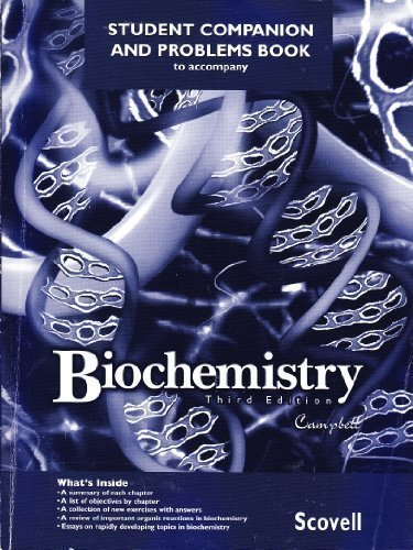 Student Companion and Problems Book to Accompany Biochemistry