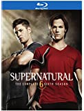 Supernatural: Season 6 [Blu-ray]