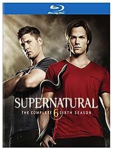 Supernatural: The Complete Sixth Season [Blu-ray]
