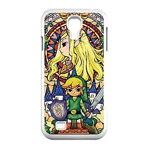 Samsung Galaxy S4 I9500 Phone Case White Legend of Zelda HCM087050
