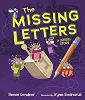 The Missing Letters: A Dreidel Story (English