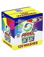 Ariel All in 1 Kleur Pods Wasmiddel Reiniging Power Wassen Capsule Pack 120 Stks