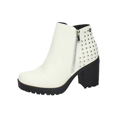 XTI 48456, Damen Kurzschaft Stiefel: : Schuhe